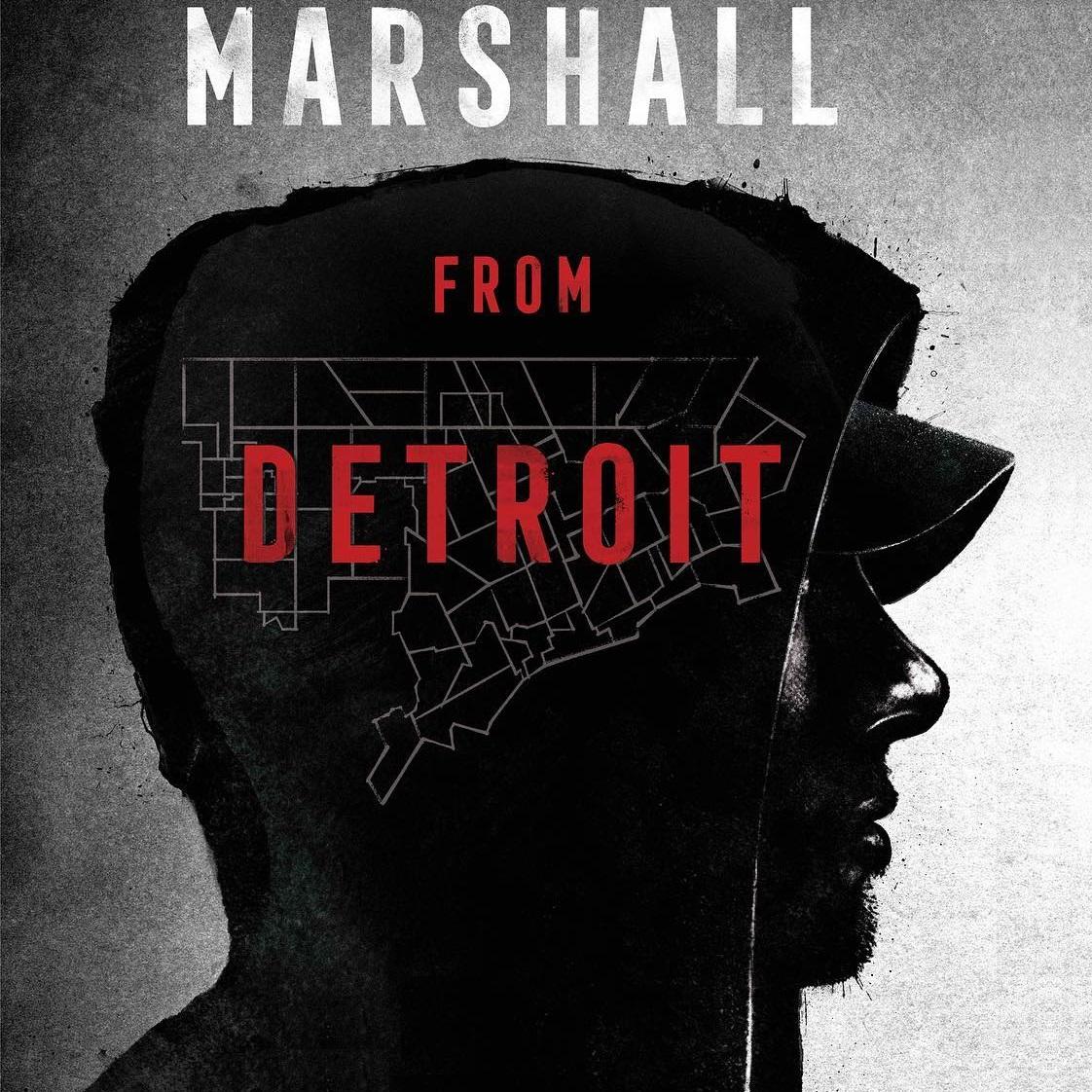 В сети появился фильм-интервью Eminem «Marshall From Detroit»