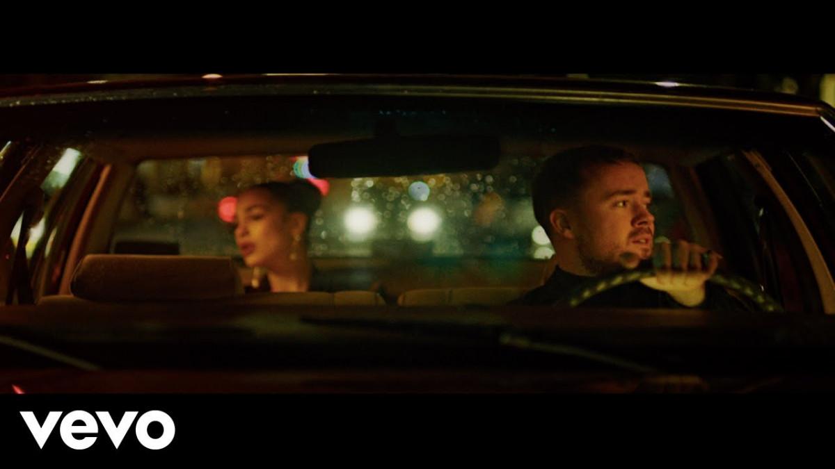 Maverick Sabre — «Slow Down» (Feat. Jorja Smith)