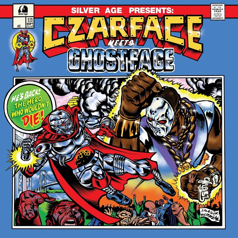 Czarface & Ghostface Killah — «Czarface Meets Ghostface»