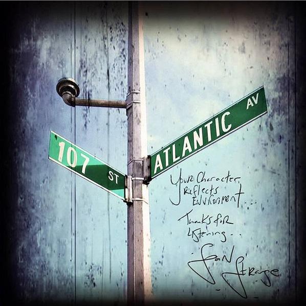 Sean Strange с новым треком и видео «107th & Atlantic» с предстоящего альбома