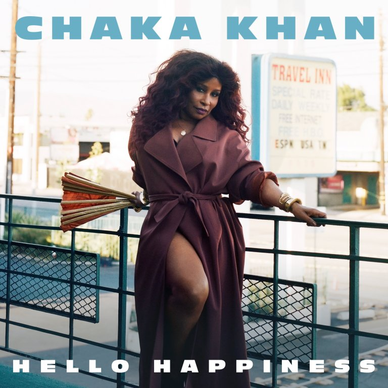 Chaka Khan — «Hello Happiness»