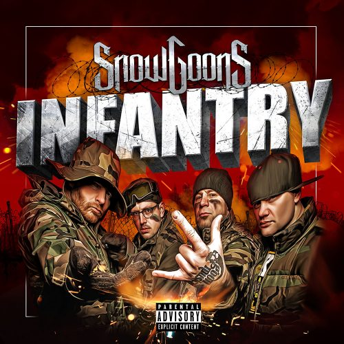 Snowgoons — «Snowgoons Infantry»