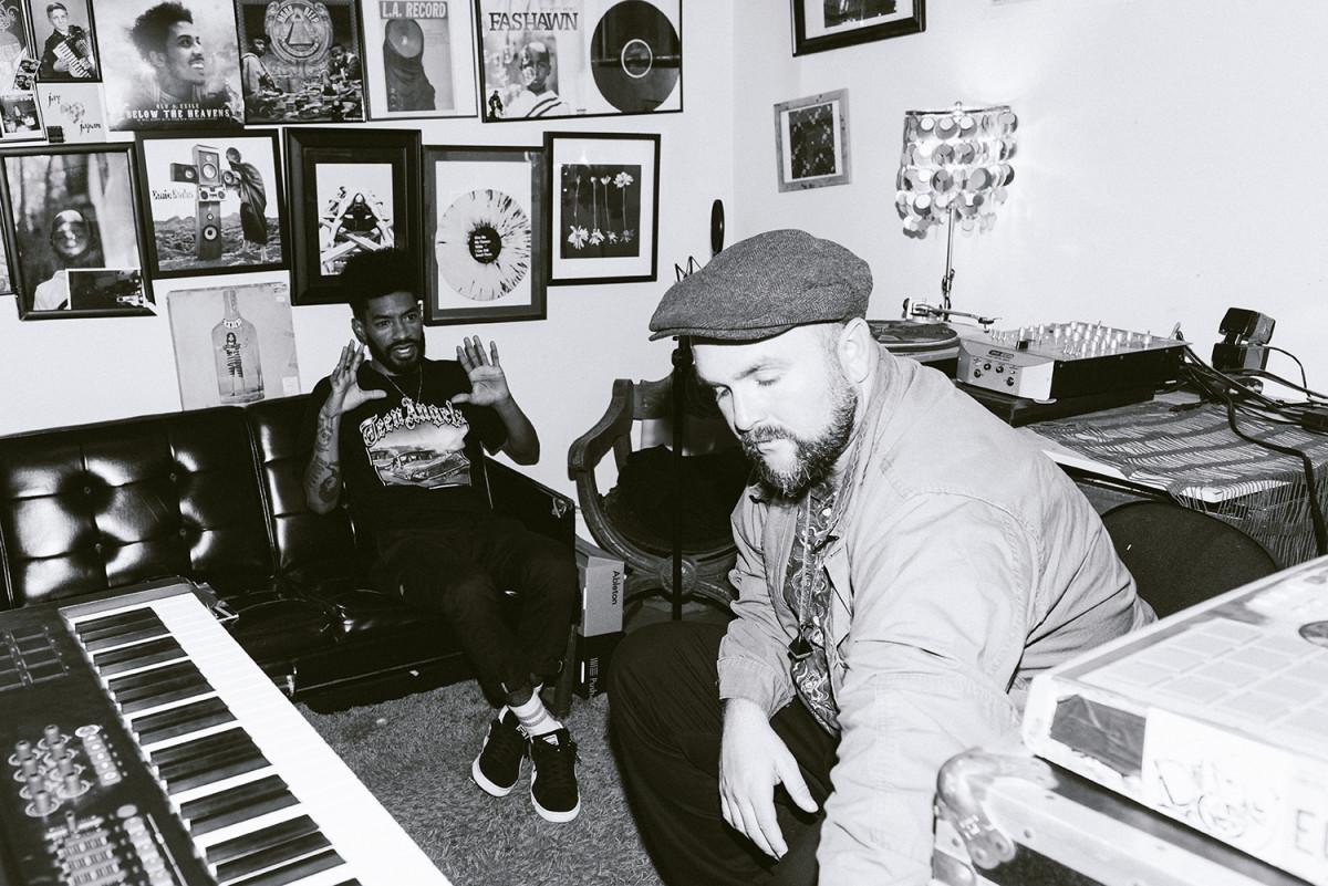 Choosey & Exile — «Low Low» (feat. Aloe Blacc)