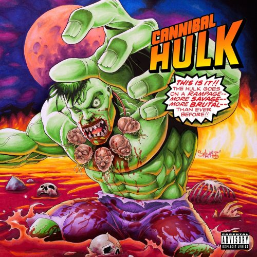 Ill Bill & Stu Bangas — «Cannibal Hulk»