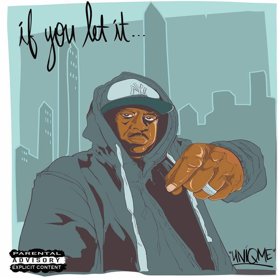 UniqMe — «If You Let It»