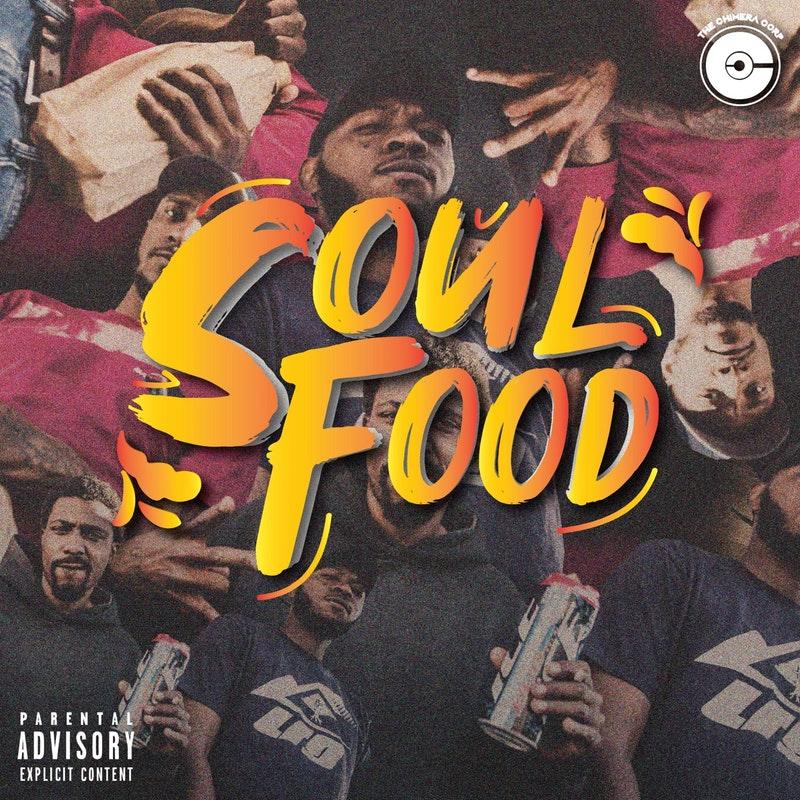 Rakim Sirrah — «Soul Food» (feat. La'Ron Alajawn)