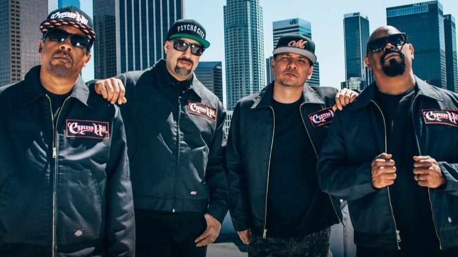 В июле Cypress Hill дадут 2 концерта в России
