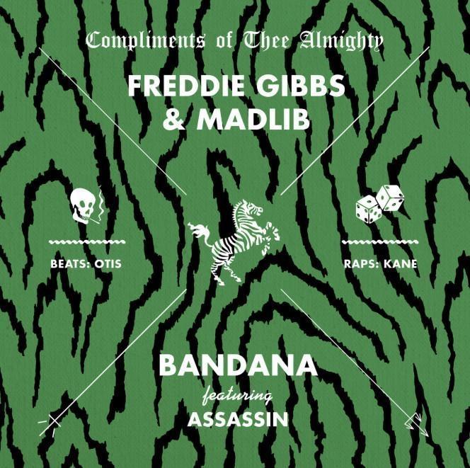 Freddie Gibbs & Madlib — «Bandana» (feat. Assassin)