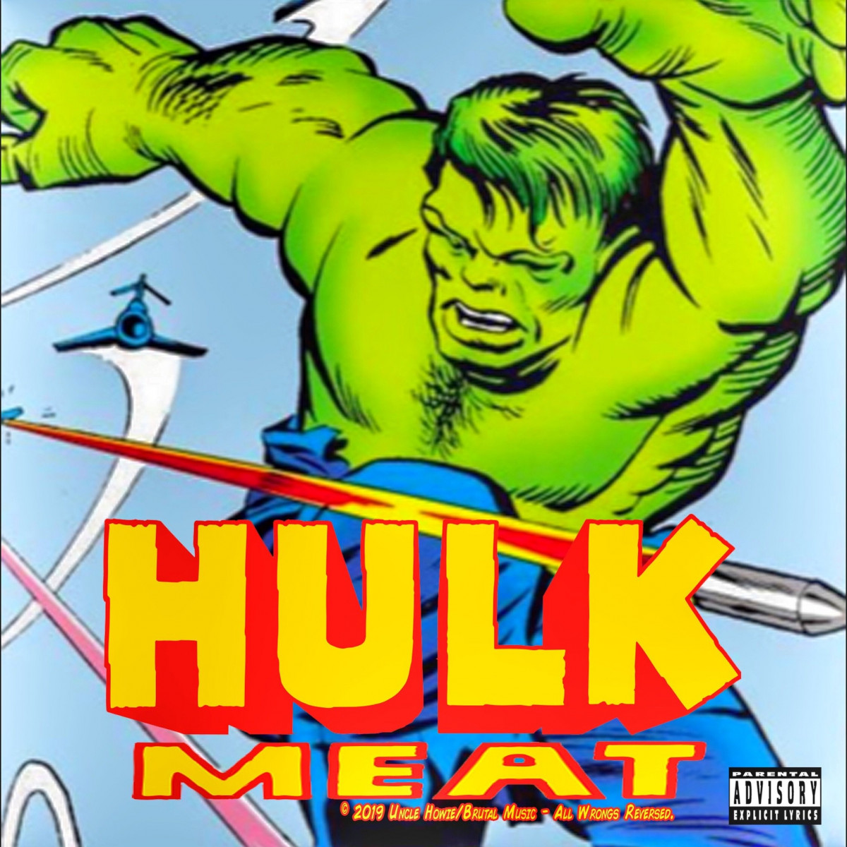 Ill Bill & Stu Bangas — «Hulk Meat» (feat. Goretex)