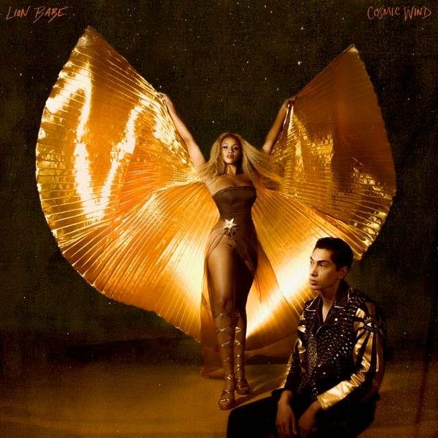 LION BABE — «Cosmic Wind»