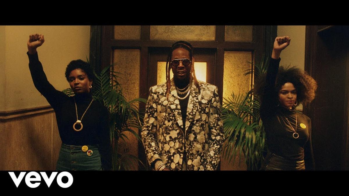 2 Chainz — «Money In The Way»