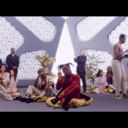 Denzel Curry — «BLACK BALLOONS   13LACK 13ALLOONZ» (Feat. GoldLink & Twelve'Len)