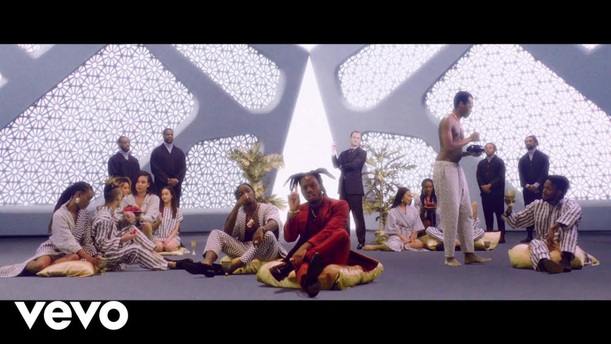 Denzel Curry — «BLACK BALLOONS | 13LACK 13ALLOONZ» (Feat. GoldLink & Twelve'Len)