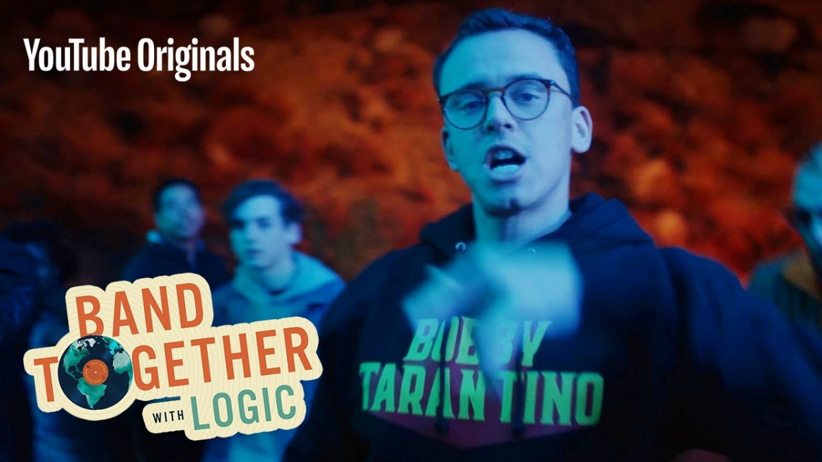 Logic & HITRECORD – «Do What You Love»