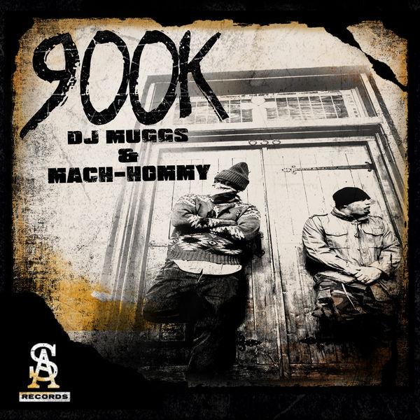 DJ Muggs & Mach-Hommy — «900K»