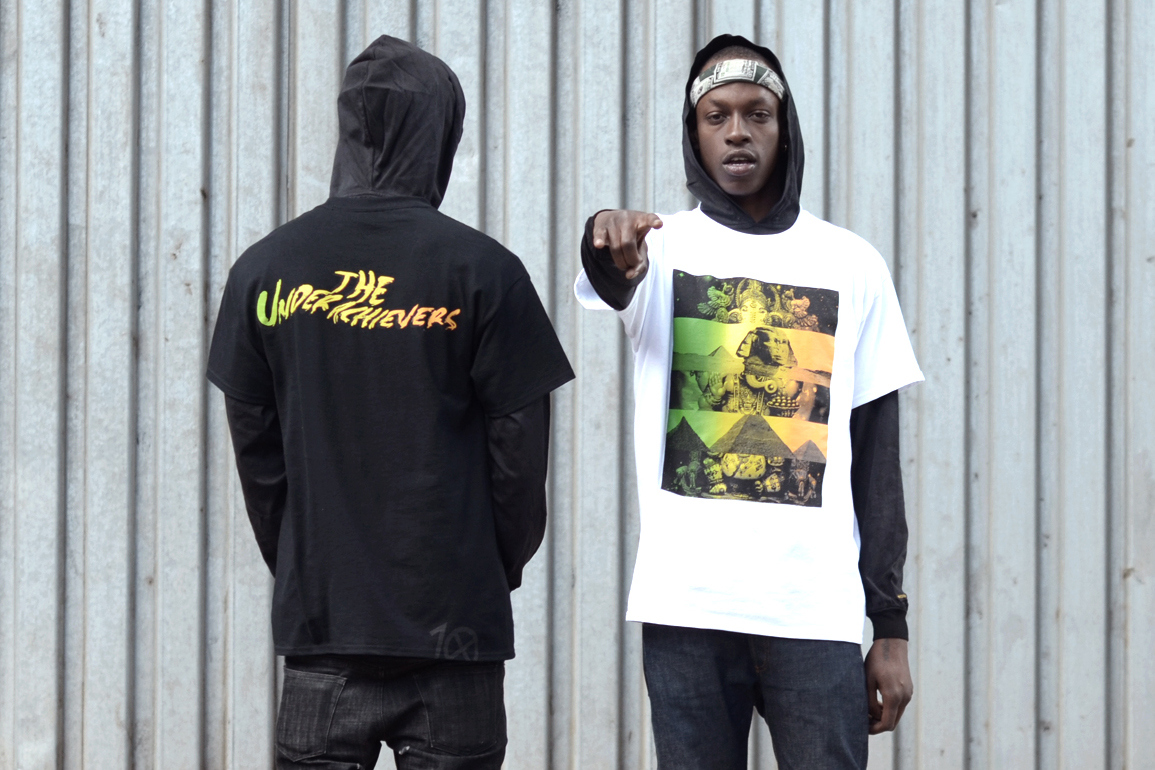 The Underachievers — «Stone Cold / Deebo»