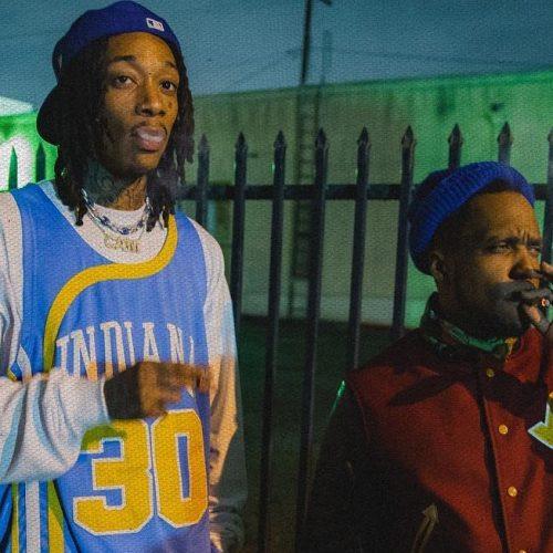 Wiz Khalifa & Curren$y — «Getting Loose» (feat. Problem)
