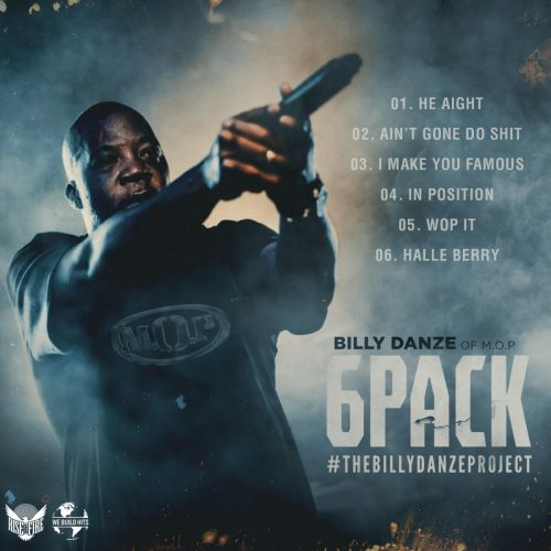 Billy Danze of M.O.P. — «6 Pack»