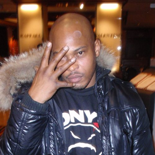 Sticky Fingaz — «Bucket List» (feat. DSP)