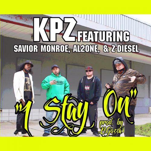 KPZ — «I.S.O.» (feat. Al2One, Z-Diesel & Savior Monroe)