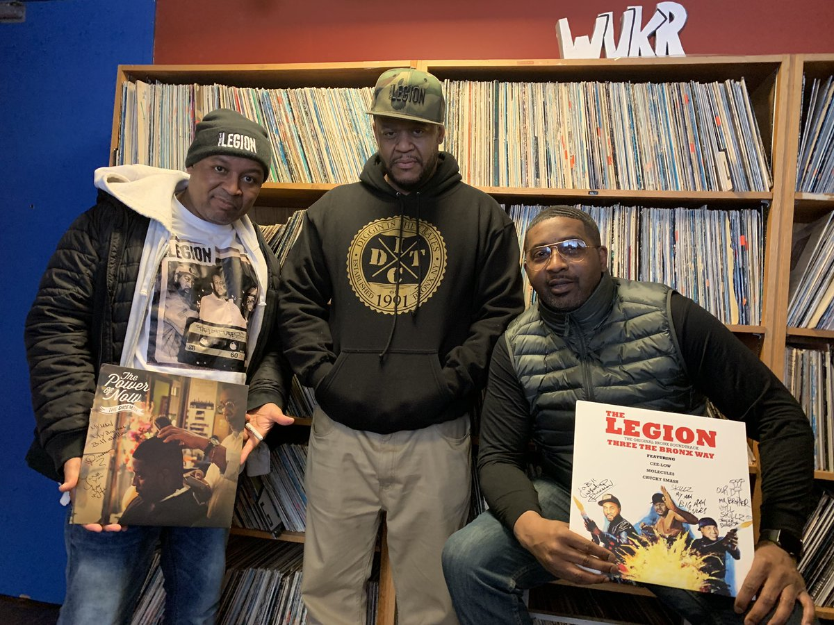 The Legion «Three The Bronx Way»