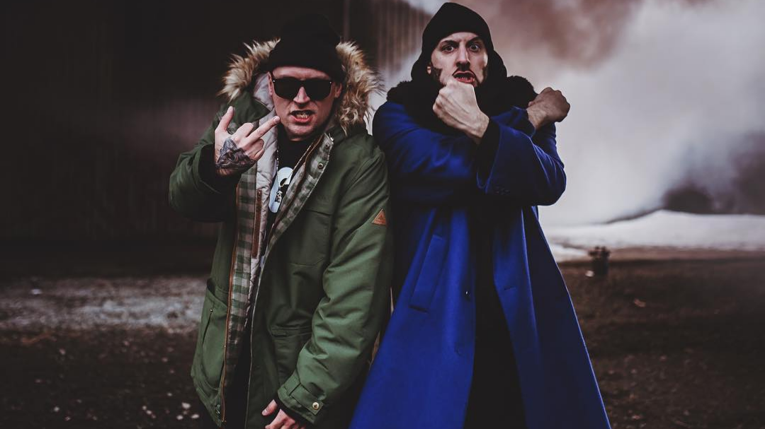 Snak The Ripper — «Knuckle Sandwich» (Feat. R.A. The Rugged Man)