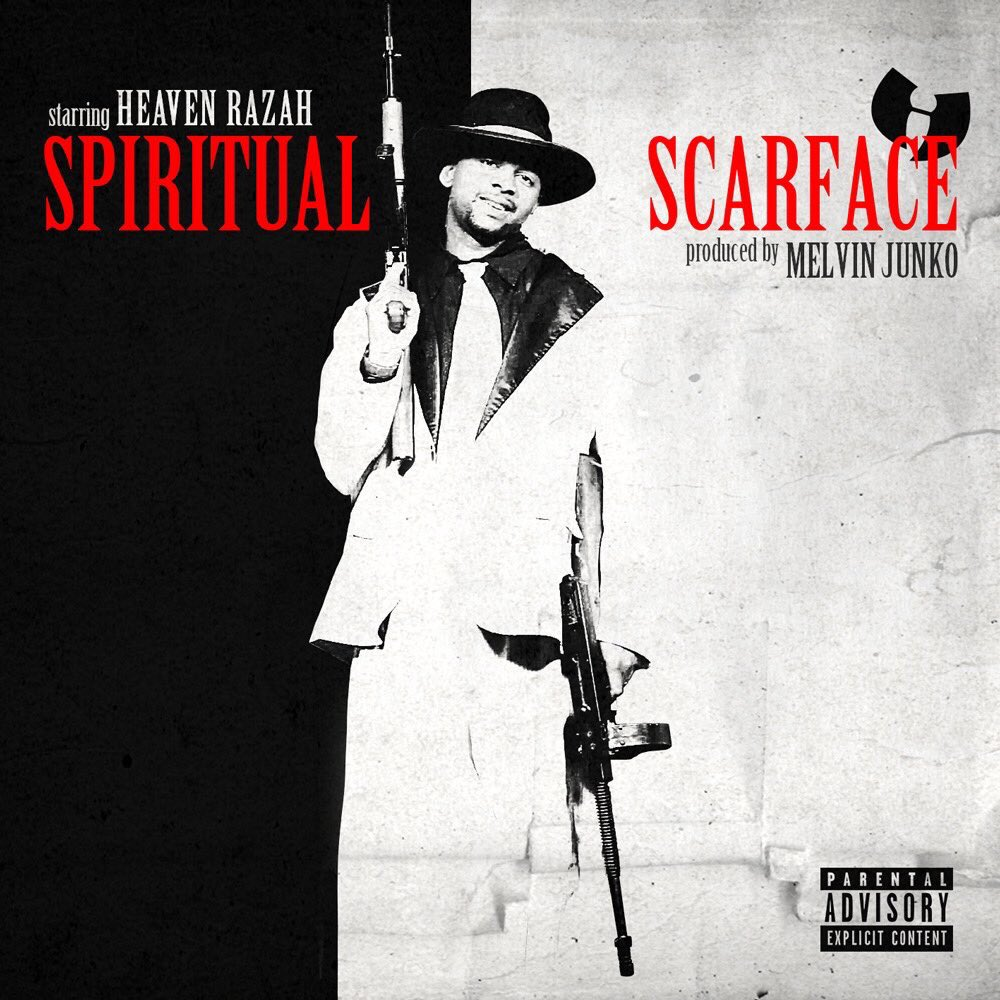 Heaven Razah — «Spiritual Scarface»