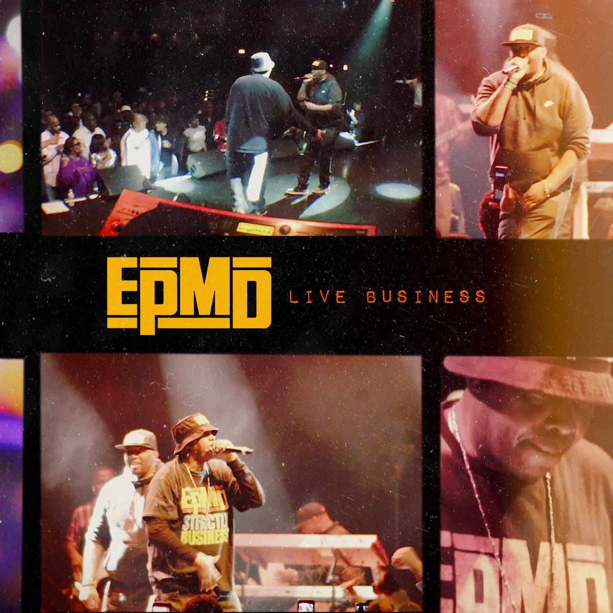 EPMD — «Live Business»