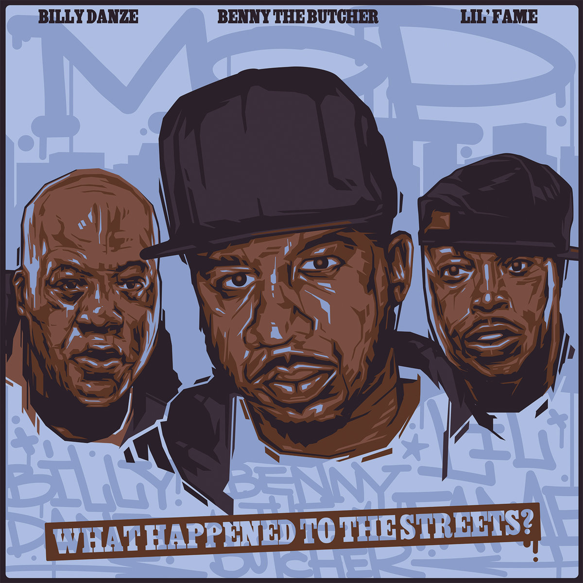 Planit Hank — «What Happened to The Streets?» (feat. Benny The Butcher & M.O.P.)