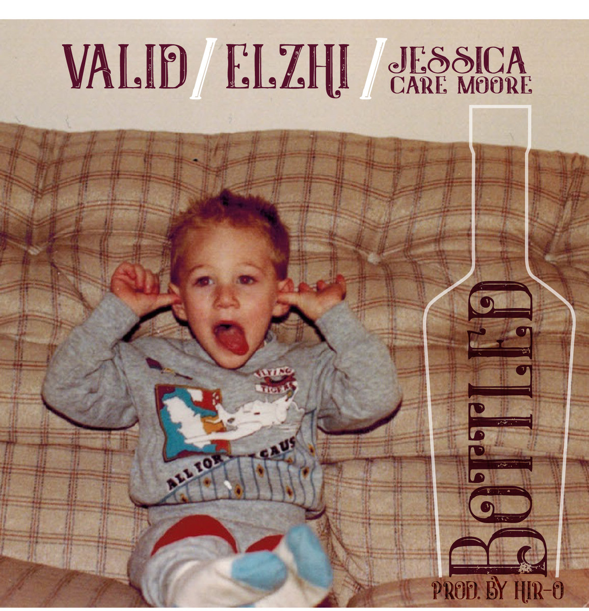 Valid — «Bottled» (feat. Elzhi & Jessica Care Moore)