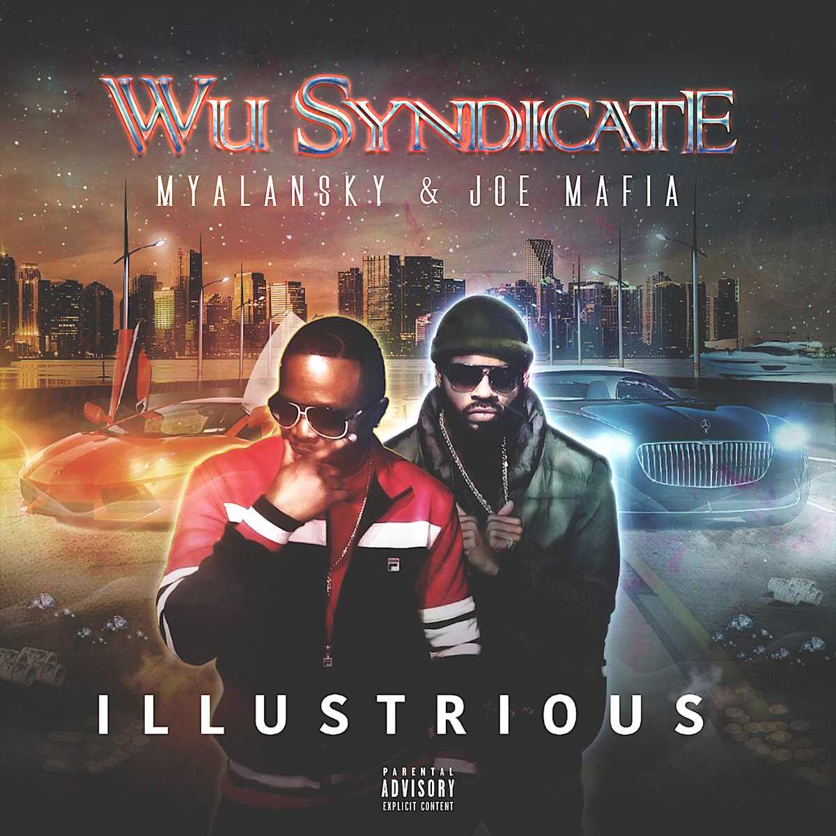 Wu-Syndicate — «Illustrious»
