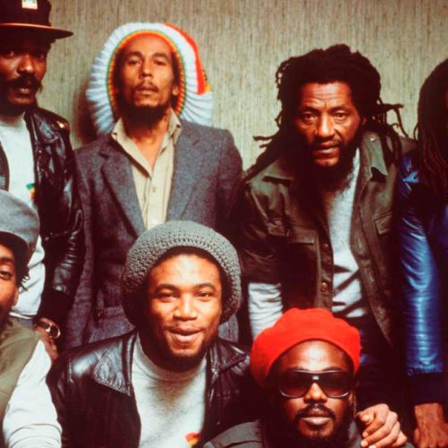 Bob Marley & The Wailers — «Satisfy My Soul»