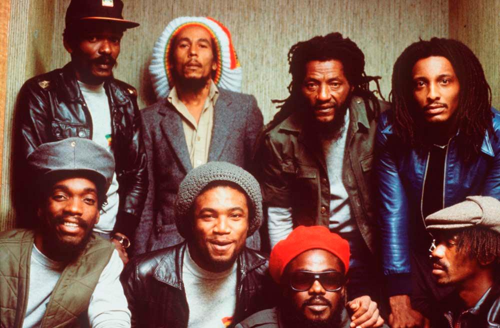 Bob Marley & The Wailers — «Satisfy My Soul»