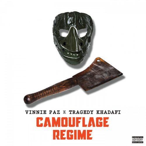Vinnie Paz & Tragedy Khadafi — «Camouflage Regime»