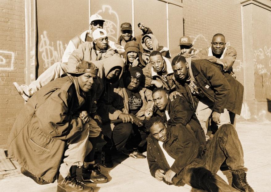 В Москве пройдет выставка UnderGround Hip Hop by George Dubose