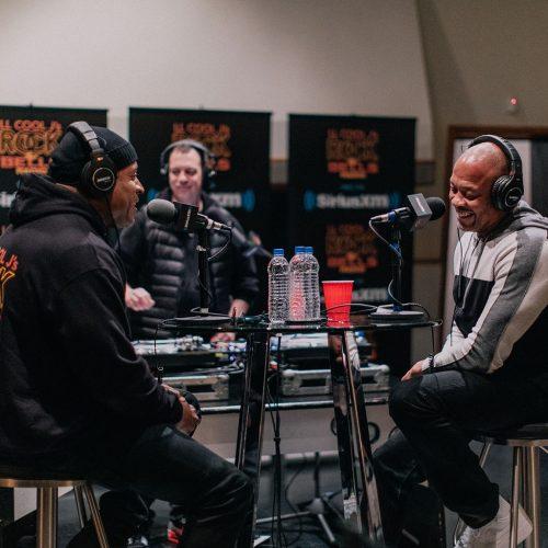 Dr. Dre и LL Cool J сообщили, что записали несколько десятков совместных треков