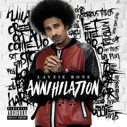 Layzie Bone — «Annihilation»