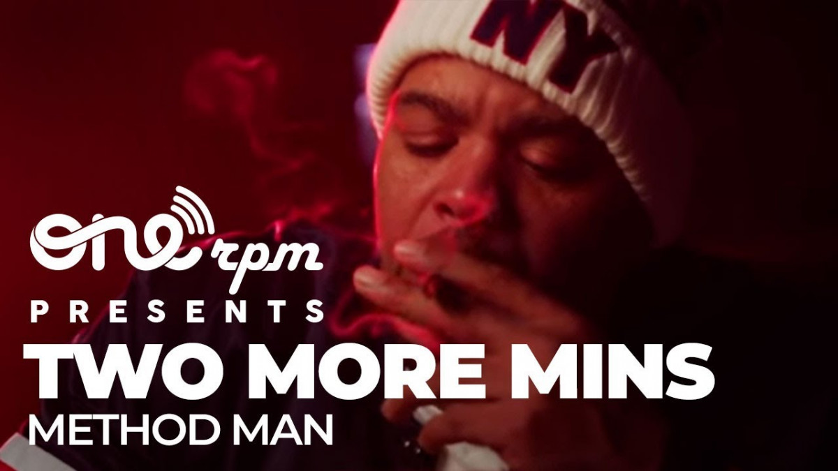 Method Man — «Two More Mins»