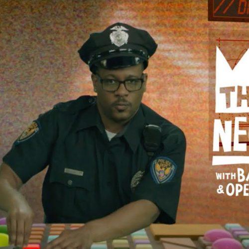 Open Mike Eagle & MF DOOM — «Police Myself»