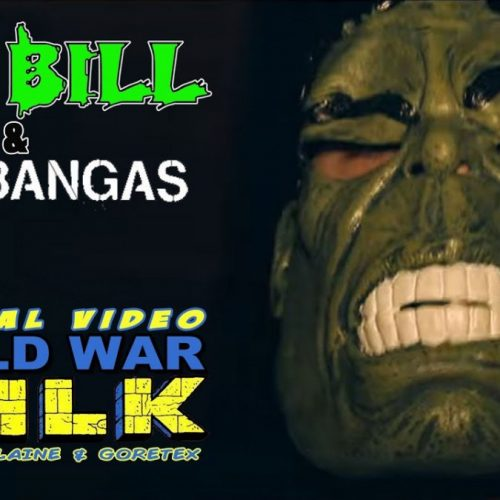 Ill Bill & Stu Bangas — «World War Hulk» (feat. Goretex & Slaine)