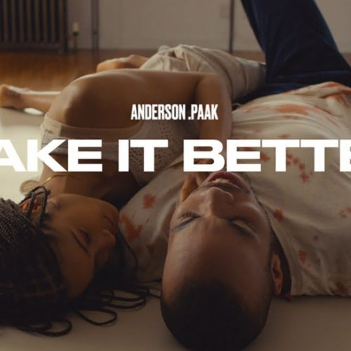 Anderson .Paak — «Make It Better» (Feat. Smokey Robinson)