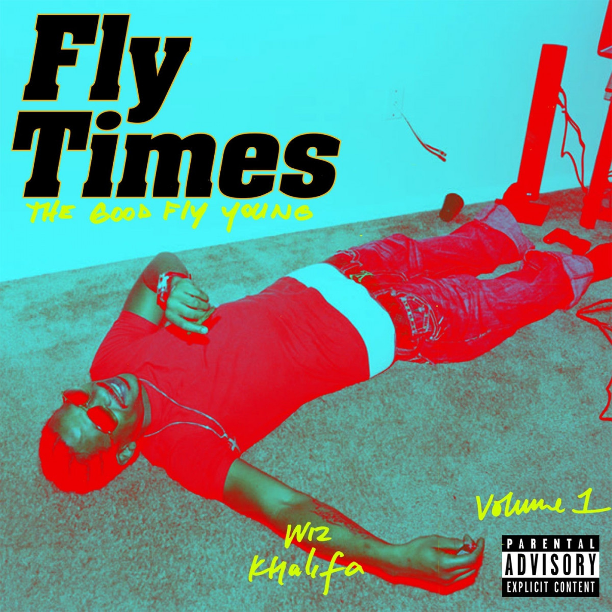 Wiz Khalifa — «Fly Times, Vol. 1: The Good Fly Young»