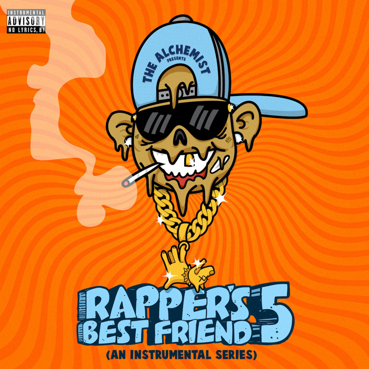 The Alchemist — «Rapper's Best Friend 5 (An Instrumental Series)»