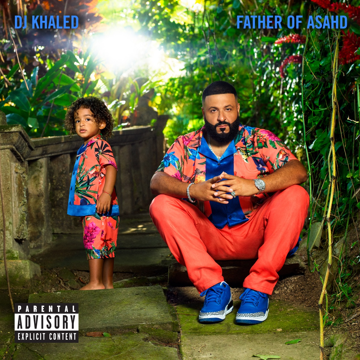 DJ Khaled — «Father Of Asahd»