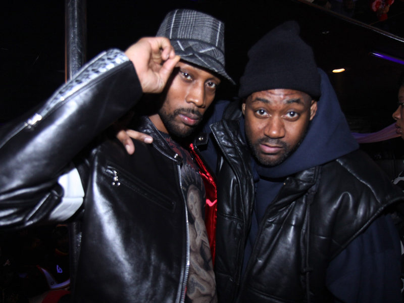Ghostface Killah & RZA — «On That Sht Again»