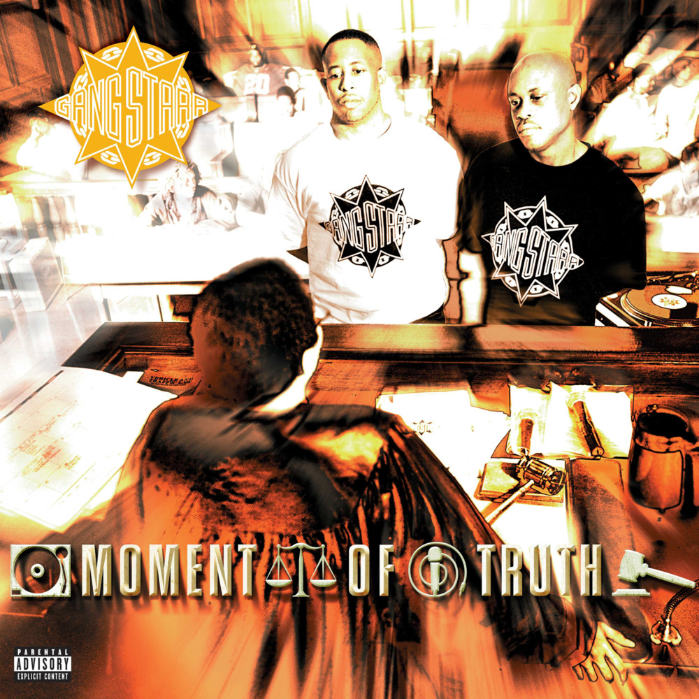 Gang Starr - «Moment Of Truth» (1998)