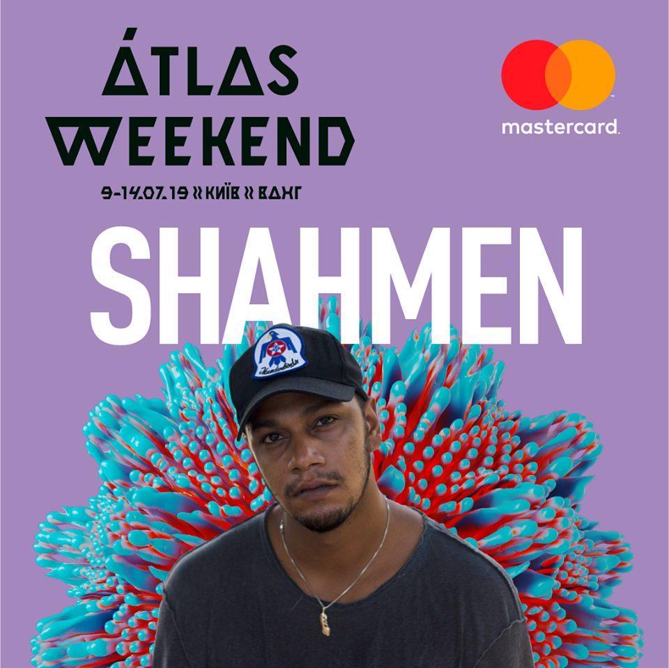 Shahmen — участник Atlas Weekend 2019