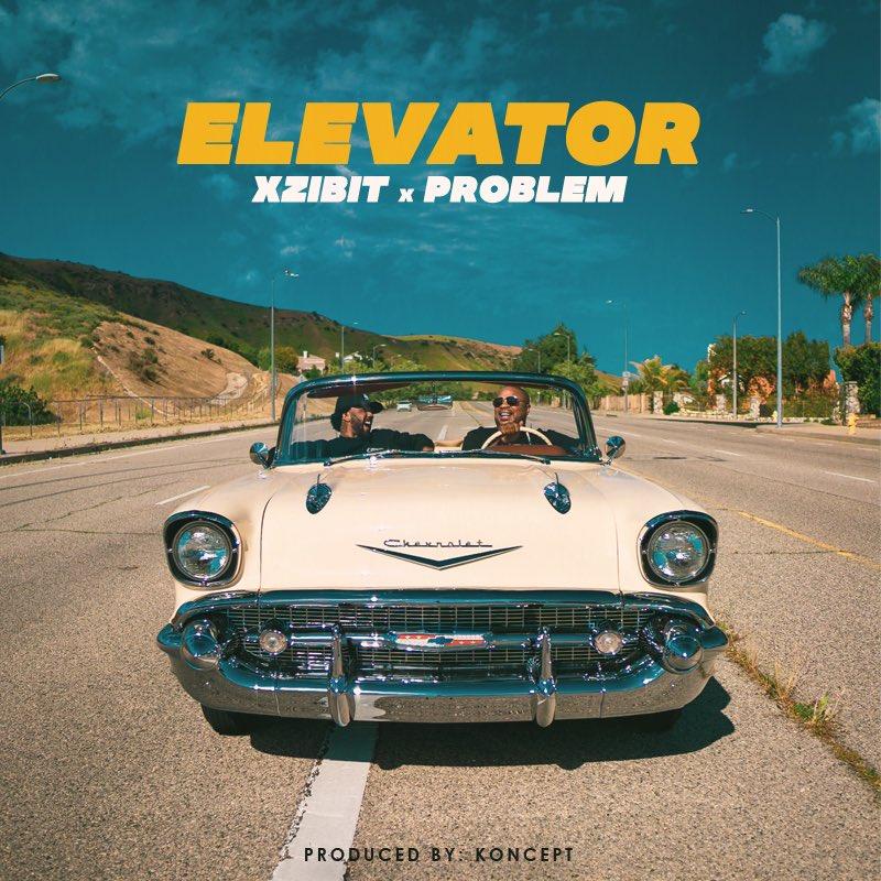 Xzibit — «Elevator» (feat. Problem)