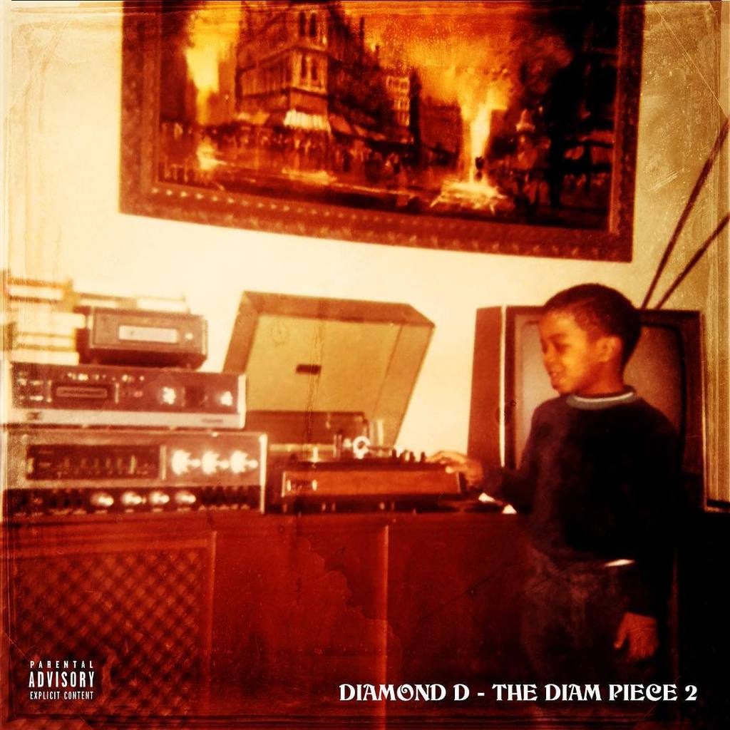 Diamond D — «The Diam Piece 2»