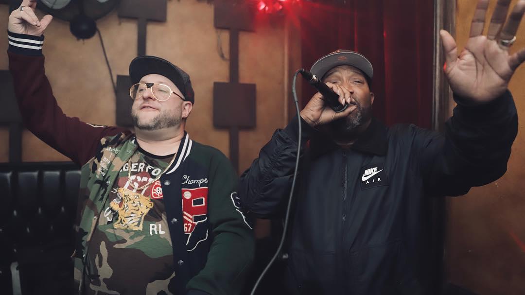 Bun B & Statik Selektah — «TBA» (feat. Propain & Killa Kyleon)